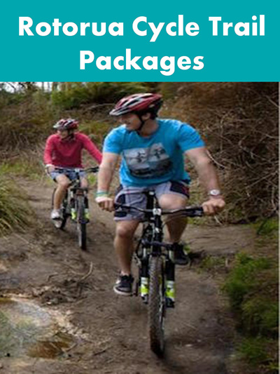 Rotorua Cycle Trail Packages