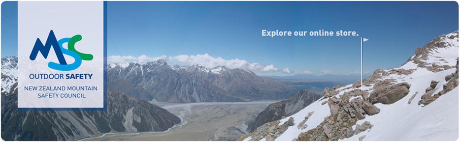 NZ Mountain Safety