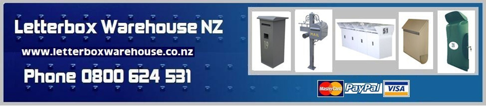 Letterbox Warehouse NZ
