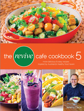 The Revive Cafe Cookbook 5