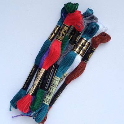 thread packs for kits