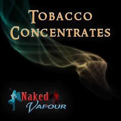 Tobacco Concentrates