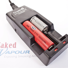 TrustFire Dual Channel Charger