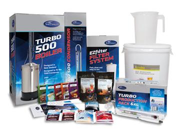 Turbo 500 Complete Distillery