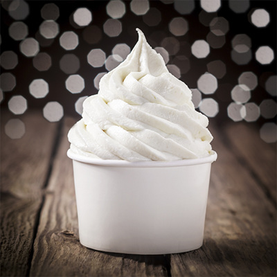 White Ice Cream Tubs - 6 sizes