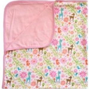 Lily & George - Cotton Blanket pink
