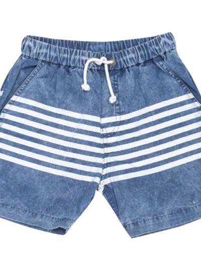 Zuttion - Boat Short Seven Stripes