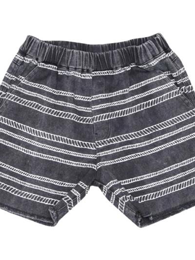 Zuttion - Rope Stripes Happy Shorts